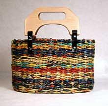 Magazine Handbag