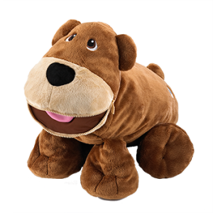 Stuffies Dog Bravo