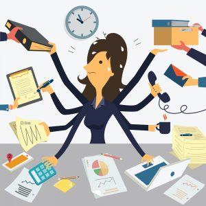 Excuses not to get organized