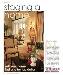 An organized approach read adriane weinberg article home for How to sell your house for top dollar