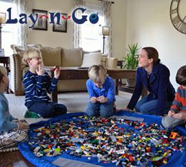 Lay-N-Go Activity Mat