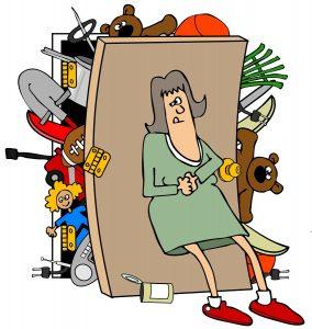 Conquering Clutter Chaos Creates Calm An Organized Approach