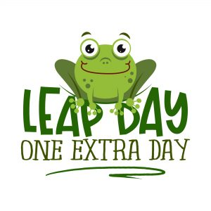 Leap Day offers spare time